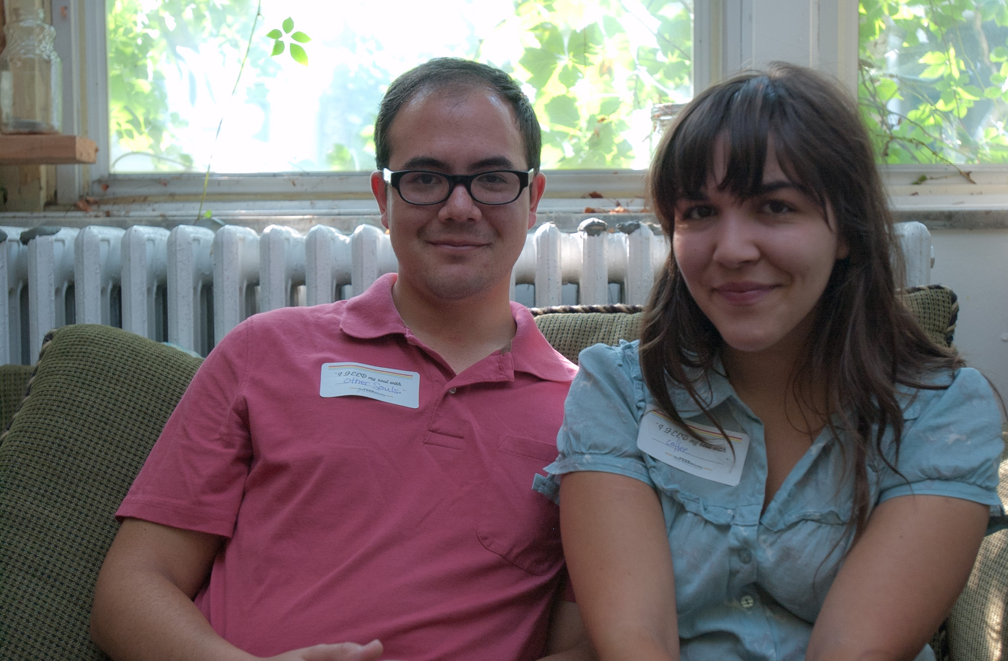 MEET Jeremy and Susannah: entrepreneurial journalists and arts enthusiasts