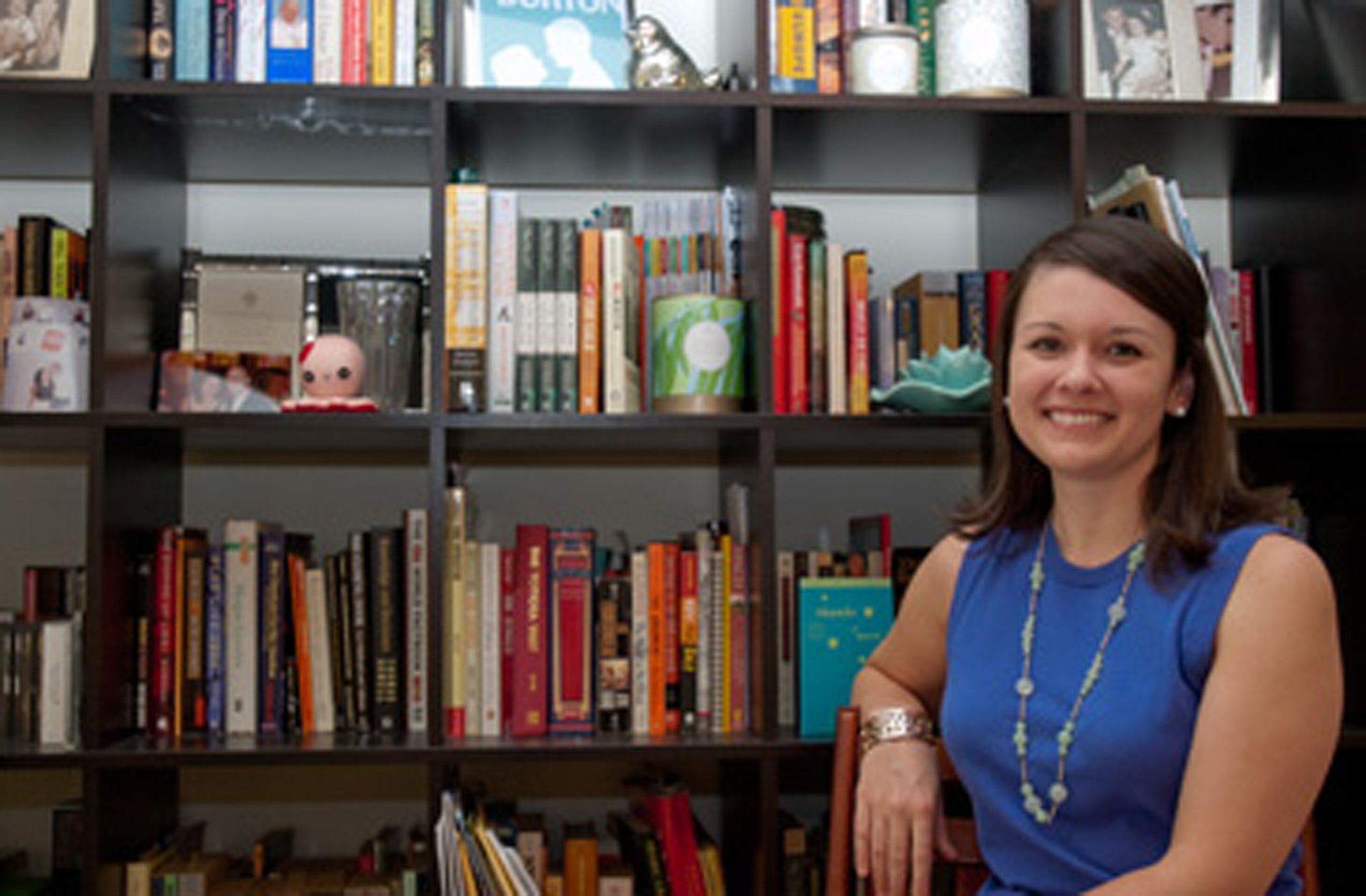 MEET Becca Posey: social enterprise supporter and destroyer of robots