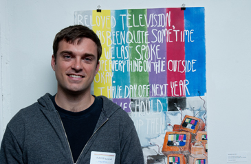 MEET Chris: supporter of social justice, mover and shaker of the arts