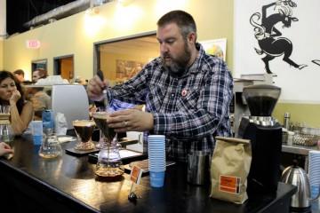 MEET Jason: all around awesome community-building coffee-brewing guy